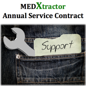 MedX CO2 Extractor Support Image