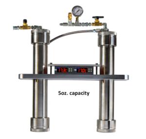 MedXtractor 5oz cannabis oil CO2 extractor