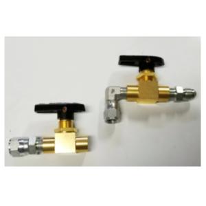 MedXtractor - Isolation valves