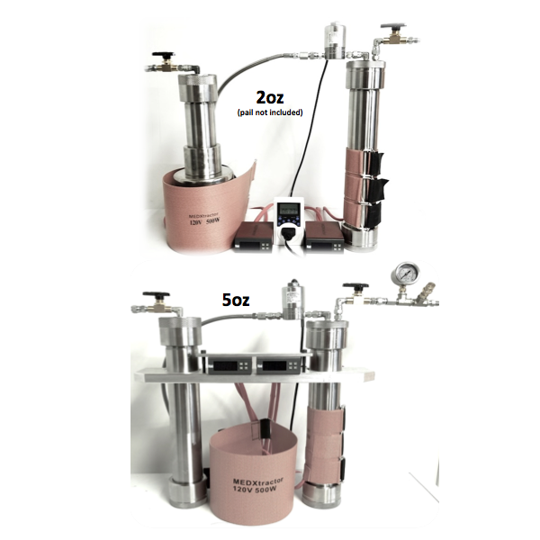 2oz Extractor (Expandable to 5oz)