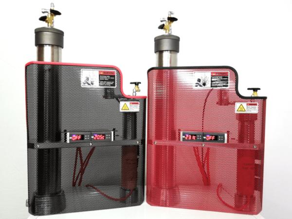 MedXtractor CO2 Extractor cannabis oil D16 Dual Disruptor