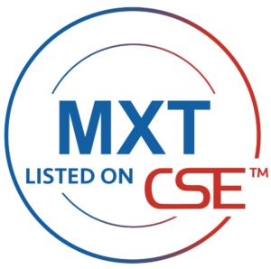 MedXtractor CSE listed Symbol