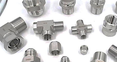 Stainless Steel Fittings for MedXtractor CO2 cannabis extractor